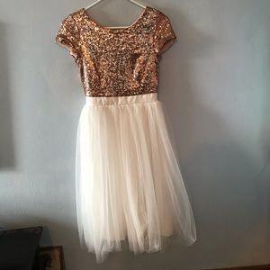 NeeSee's Prima ballerina tulle dress